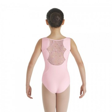 Maillot Niña Ballet Bloch - CL7955 Cayden