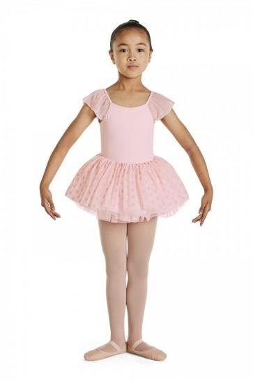 Maillot para niña Ballet Exclusivo Mirella- M1510C