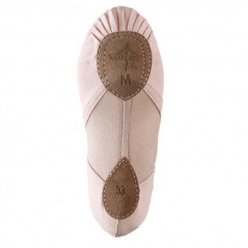Zapatilla Ballet Ajustable Wear Moi - 307