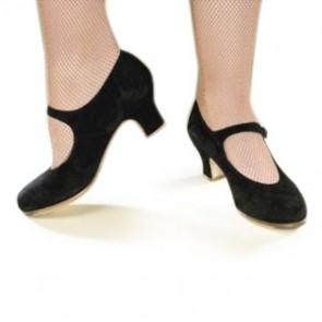 Zapato Flamenco Español Ballpilmar - 569 Serraje