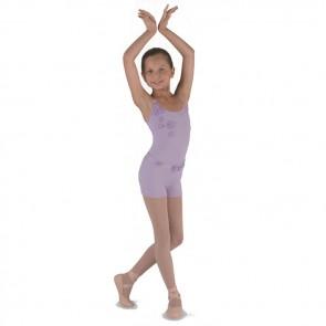 Conjunto Short Maillot Ballet Bloch - CR7344 - CL7367