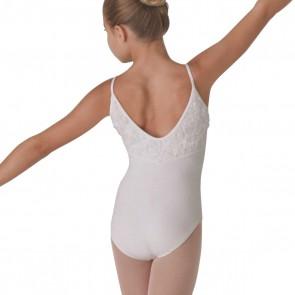 Maillot Niña Ballet Exclusivo Bloch - CL7790 Talya de tirantes.