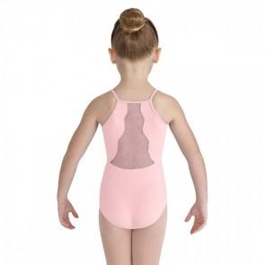 Maillot Niña Ballet Exclusivo Bloch - CL7947 Ancolie