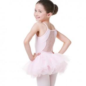 Tutú con maillot Niña Ballet Exclusivo Bloch - CL8180 Waiola