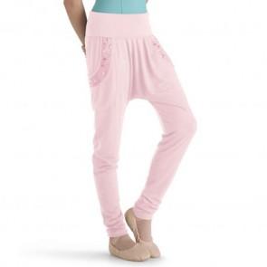 Pantalón Niña Ballet Exclusivo Bloch - CP9318 Alby