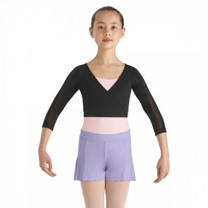 Short Niña Ballet Exclusivo Bloch - CR9334 Malinee