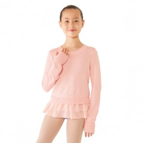 Jersey Niña Ballet Exclusivo Bloch - CZ6929 Velorum