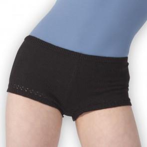 Short de lana negro Bloch - R0904