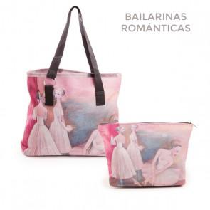 Pack Ballet Bolso y Neceser - Ritmo di Vita
