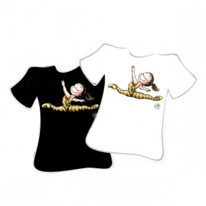 Camiseta Ballet So Dança - Ref. 140