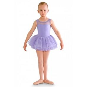 Maillot Tutú Ballet Bloch Niña - CL8145