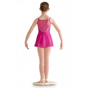 Maillot Faldita Niña Ballet Exclusivo - Bloch CL8257