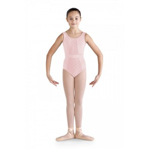 Maillot Ballet Exclusivo Bloch - CL9595