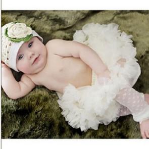 Tutú para bebé - Huggalugs Newborn Petitskirt