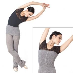 Pantalón Largo Calentador Ballet Intermezzo - 5071 Panfejvulrec