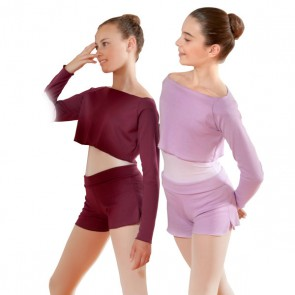 Camiseta de Ballet Intermezzo - 6421 Topblu ML