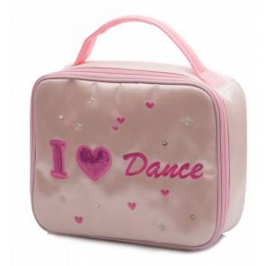 """Bolso de Ballet Katz - KB64 """"I love dance"""""""