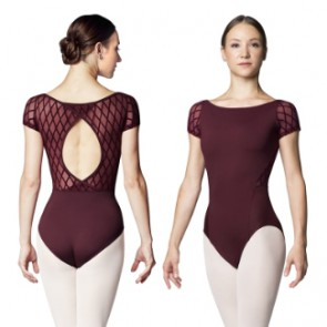 Maillot Ballet Exclusivo Bloch - L9912