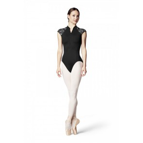 Maillot Ballet Exclusivo Bloch - L9942