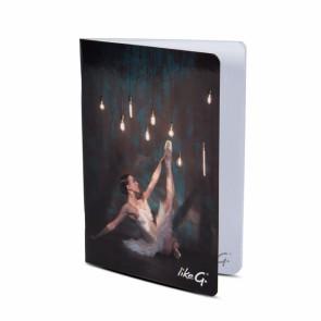 Libreta A5 Ballet LikeG - LG-QPR23