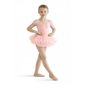 Maillot Faldita Niña Ballet Exclusivo - Mirella M665C