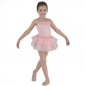 Maillot Ballet Exclusivo Niña – CL7387