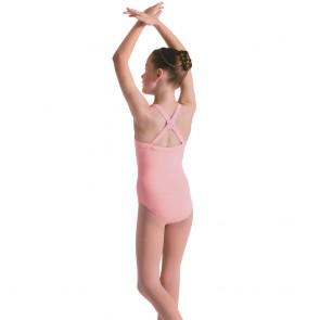 Maillot Ballet Tirantes Niñas - Mirella M312C