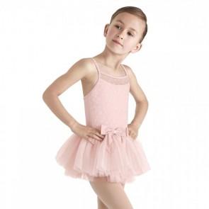 Maillot Tutú Ballet Mirella Niña - M342C