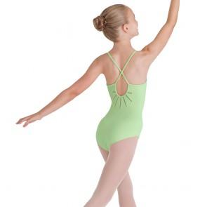 Maillot Ballet Niña Exclusivo - Mirella M372C