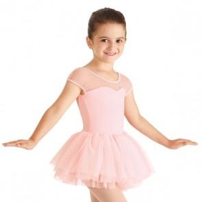 Maillot Faldita Niña Ballet Exclusivo - Mirella M421C