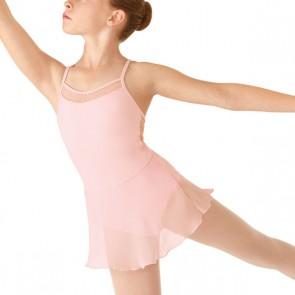 Maillot Faldita Niña Ballet Exclusivo - Mirella M423C