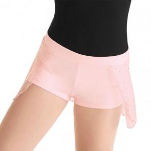 Short Falda Ballet Niña Exclusiva - Mirella M431C