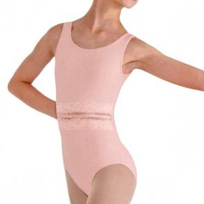 Maillot Niña Ballet Exclusivo - Mirella M652C