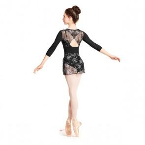 Conjunto Chaqueta y Faldita Ballet Exclusivo - Mirella 2017