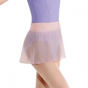 Falda Ballet Niña Exclusiva - Mirella MS101C