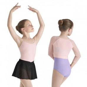 Conjunto Niña Faldita y Chaqueta Ballet Exclusivo - Mirella 2016