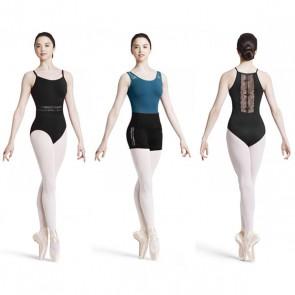 Conjunto Maillot y Short Ballet Exclusivo - Mirella 2016