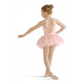 Maillot Niña Ballet Exclusivo Mirella - M356C