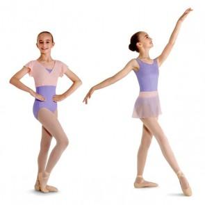 Conjunto Chaqueta y Faldita Niña Ballet Mirella - M726C - MS101C
