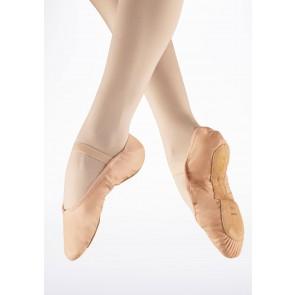 Zapatilla Ballet Piel Niña Bloch - ARISE