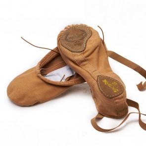 Zapatilla Ballet Tela con suela partida Sansha - M001 Stretch-One