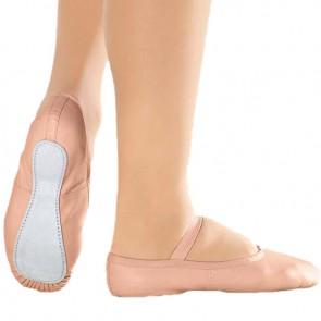 Zapatilla Ballet Piel So Dança - BAE90