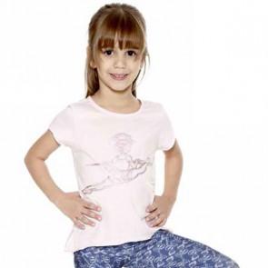 Camiseta Ballet Niña Sodanca DN-1041