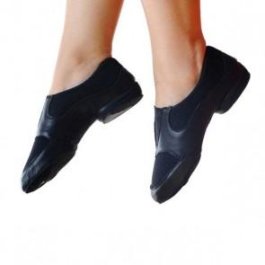 liquidación oferta zapatilla jazz negra talla 37