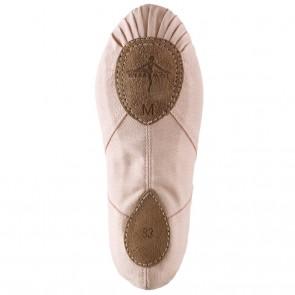 Zapatilla Ballet Ajustable Wear Moi - 206