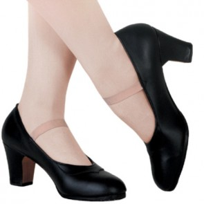 Zapato Flamenco Español Sansha - Modelo FL2 Zaragoza