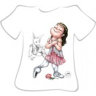Camiseta Ballet So Dança - Ref. 283