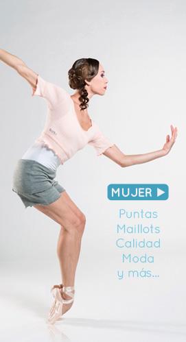 Comprar ropa de ballet para MUJER