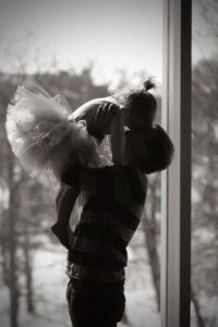 Padre de una Bailarina