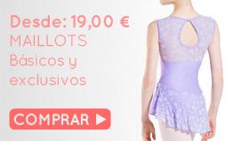 Comprar maillots de ballet bonitos